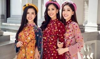 Tết trong mắt người đẹp Việt