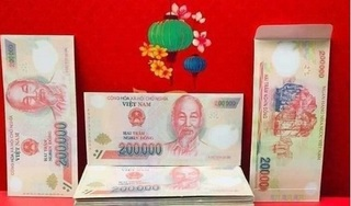 Mua, bán bao lì xì in hình tiền Việt Nam sẽ bị phạt tới 80 triệu đồng
