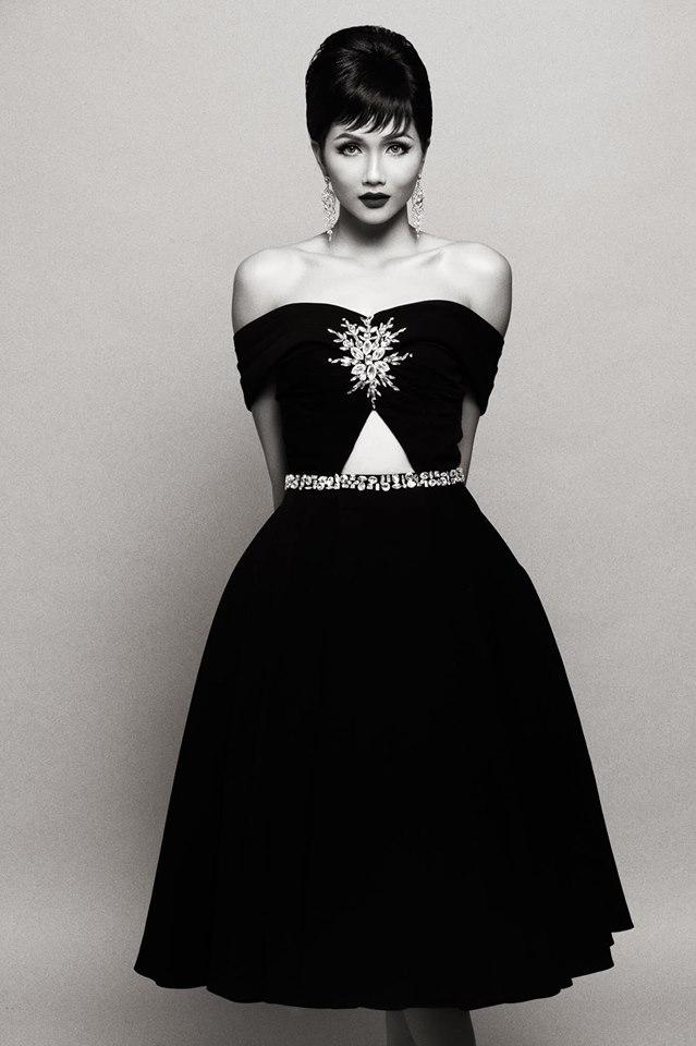 Sau khi trở thành Hoa hậu đẹp nhất thế giới, H'Hen Niê lộ quá khứ chăn bò, suýt chết đuối