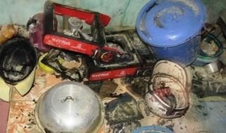 Nghệ An: Thanh niên 18 tuổi bỏng nặng vì bình ga mini phát nổ
