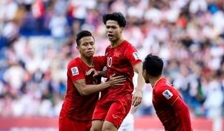 Bất ngờ với mức lương của các tuyển thủ Việt Nam hậu Asian Cup