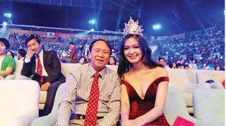 Bí mật về vương miện hoa hậu Việt Nam