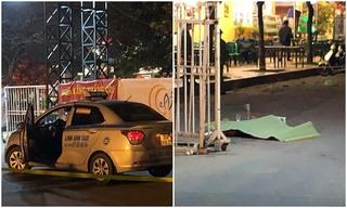 Tín hiệu cầu cứu tổng đài của tài xế taxi bị cứa cổ trước sân Mỹ Đình