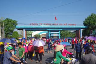 Đối tác phá sản, hơn 10.000 công nhân ở Trà Vinh bị buộc thôi việc trước Tết
