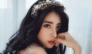 Hot girl Bích Hạnh gây thương nhớ trong loạt ảnh buông lơi vai trần