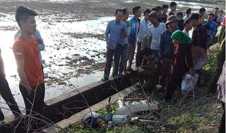 Hà Nam: Phát hiện thi thể người đàn ông dưới mương nước