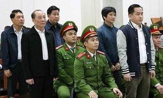 Hai cựu Thứ trưởng Bộ Công an lĩnh án 66 tháng tù