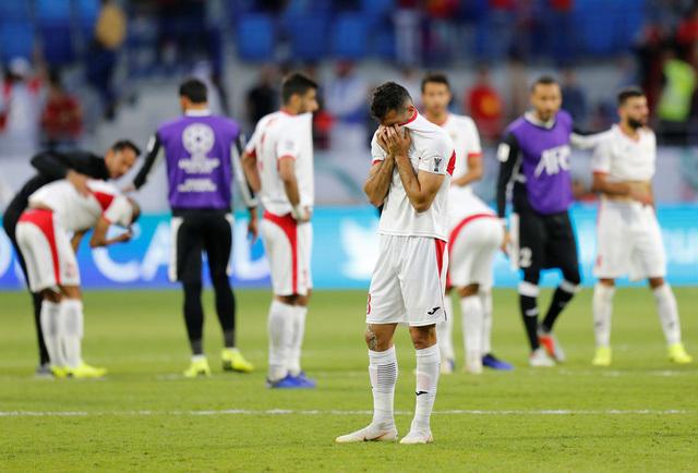 Sau trận thua đau đớn Việt Nam, Jordan còn bị phạt 220 triệu