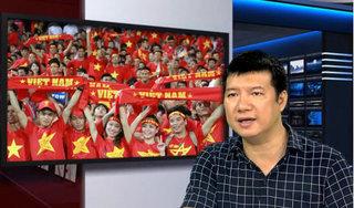 BLV Quang Huy nói gì về mục tiêu dự World Cup của HLV Park Hang Seo?
