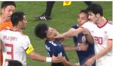 Các tuyển thủ Iran gây hấn với cầu thủ Nhật nguy cơ bị phạt nặng