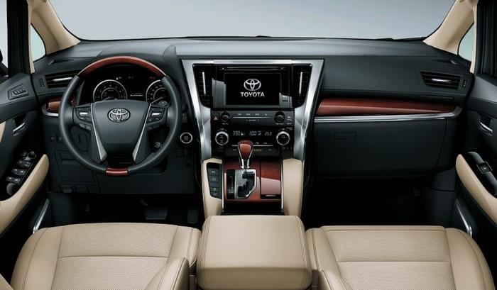 Toyota Alphard Luxury 2019 giá hơn 4 tỷ tại Việt Nam có gì đặc biệt2