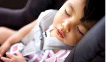 Những mẹo giúp trẻ khỏi say xe mẹ có thể áp dụng dịp Tết này