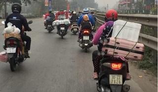Những bí kíp giúp bạn có hành trình an toàn khi về quê ăn Tết bằng xe máy