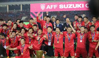 Lọt vào tứ kết Asian Cup, tuyển Việt Nam chỉ nhận tiền thưởng bằng Thái Lan