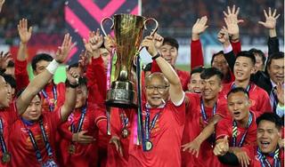 Đội tuyển Việt Nam nhận mưa giải thưởng tại Cúp Chiến thắng 2018