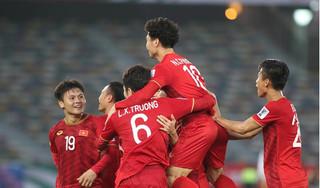 Thầy trò HLV Park Hang Seo đón tin cực vui trước Tết Nguyên Đán