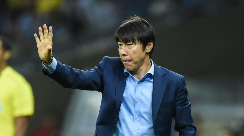 HLV Shin Tae Yong muốn dẫn dắt tuyển Thái Lan
