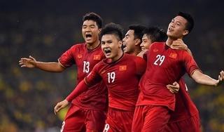 Đội tuyển Việt Nam được báo chí Pháp vinh danh