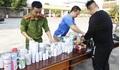 44 học sinh ở Hà Tĩnh tự giác giao nộp hơn 20kg pháo, thuốc pháo