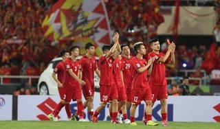 Đội tuyển Việt Nam đón 'tin buồn' ngày cận Tết Nguyên Đán