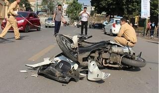 Ngày 30 tết: 24 người chết,  26 người bị thương vì tai nạn giao thông