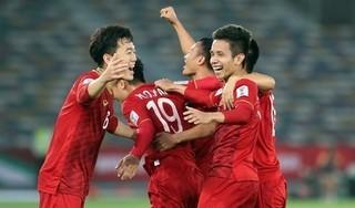 FIFA hết lời ngợi khen đội tuyển Việt Nam