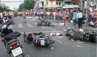 96 người chết, 110 người bị thương vì tai nạn giao thông trong 5 ngày nghỉ Tết