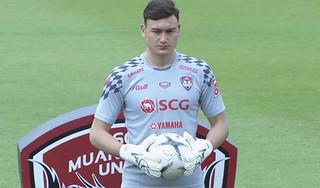 Thủ thành Văn Lâm ra mắt hoành tráng, mang áo số 1 tại CLB Muangthong United