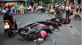 Ngày mùng 3 Tết: 56 người thương vong vì tai nạn giao thông