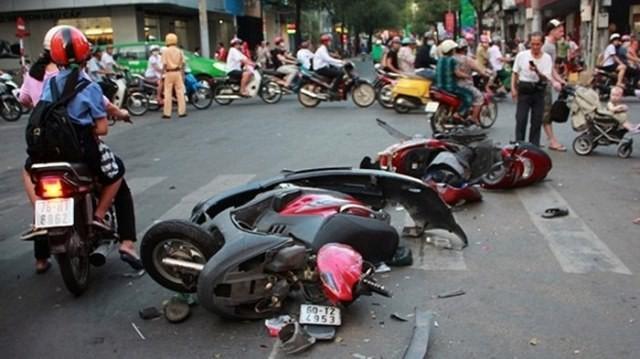 Mùng 3 Tết: 56 người thương vong vì tai nạn giao thông