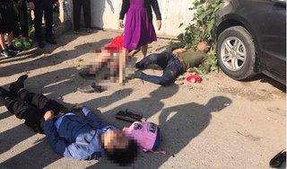 Thông tin mới vụ xe khách đâm xe 7 chỗ khiến 8 người thương vong ở Thanh Hoá