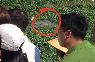 Hải Dương: Bàng hoàng phát hiện thi thể người phụ nữ dưới sông