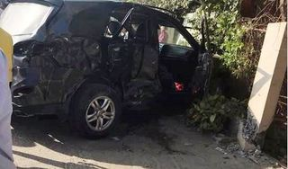 Tạm giữ tài xế xe khách vụ tai nạn thảm khốc 3 người chết ở Thanh Hóa