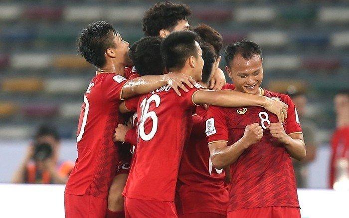 Lịch thi đấu cụ thể của đội tuyển Việt Nam