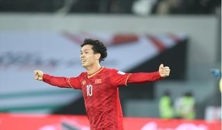 Ngỡ ngàng với số bàn thắng 'đồ sộ' của Công Phượng trước khi sang K.League