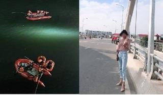 Tìm thấy thi thể nữ sinh nhảy cầu tự tử ở Thái Nguyên