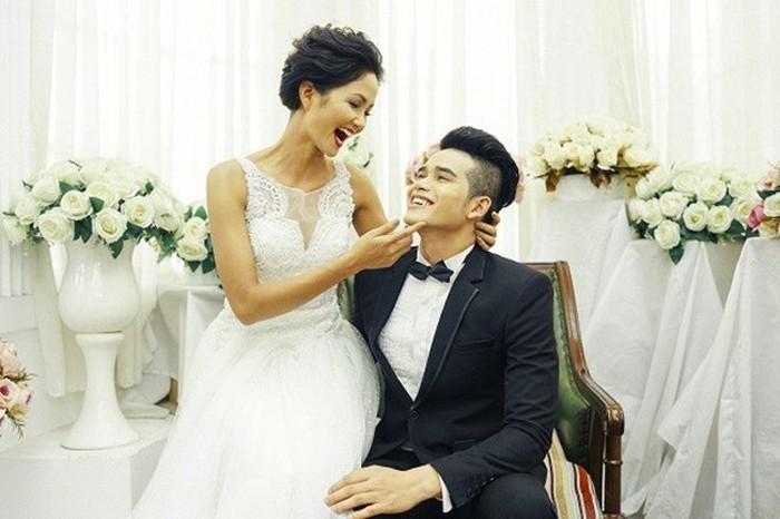 Bất ngờ với thân thế bạn trai Hoa hậu Hen Niê 2