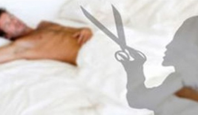 Quý ông 55 tuổi bị bồ nhí cắt phăng 'của quý' vì ghen