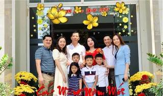 Đàm Thu Trang-Cường Đô la khoe ảnh hạnh phúc trong kì nghỉ Tết Kỷ Hợi