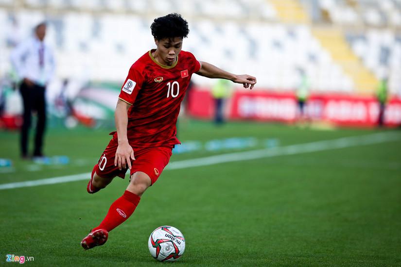 Tiền đạo Công Phượng không ngại môi trường thi đấu tại K.League Classic