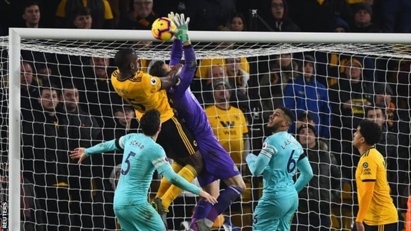 FT Wolverhampton Wanderers 1 - 1 Newcastle United
