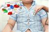 Cảnh báo trẻ dùng nhiều kháng sinh trước 2 tuổi dễ béo phì