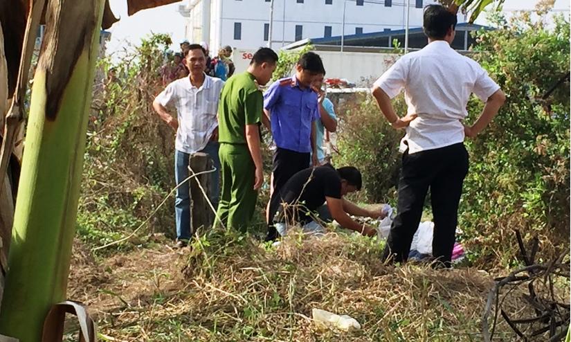 Phát hiện thi thể người đàn ông đang phân hủy trong khe núi