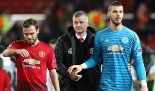 Thống kê tệ hại của Manchester United trong trận thua PSG