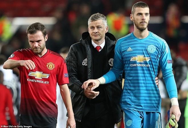 Manchester United thiết lập một loạt kỷ lục đáng buồn trong trận thua PSG