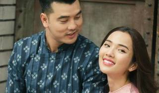 Ưng Hoàng Phúc lời gửi chúc Valentine ngọt ngào đến Kim Cương