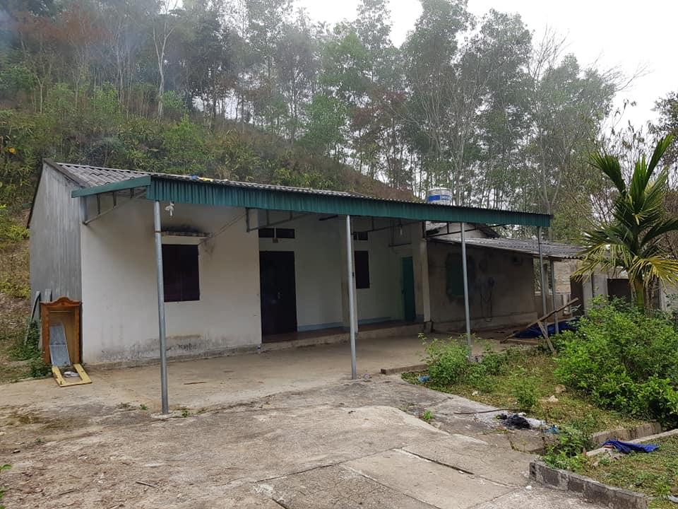Cách ngôi nhà giam giữ 4km là ngôi nhà hoang là nơi phát hiện thi thể cô gái