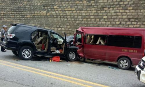 Vụ 2 ô tô đấu đầu trên cao tốc Nội Bài-Lào Cai: Hé lộ nguyên nhân tai nạn