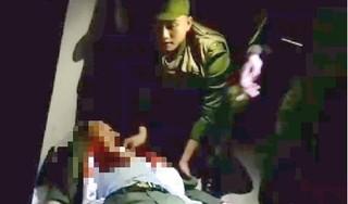 Đi hòa giải mâu thuẫn cho 2 vợ chồng, Trung úy công an bị đâm trọng thương