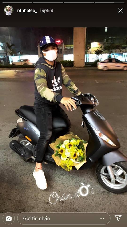 Bạn gái Quang Hải khiến cư dân mạng bất ngờ vì phản ứng khi được tặng hoa Valentine